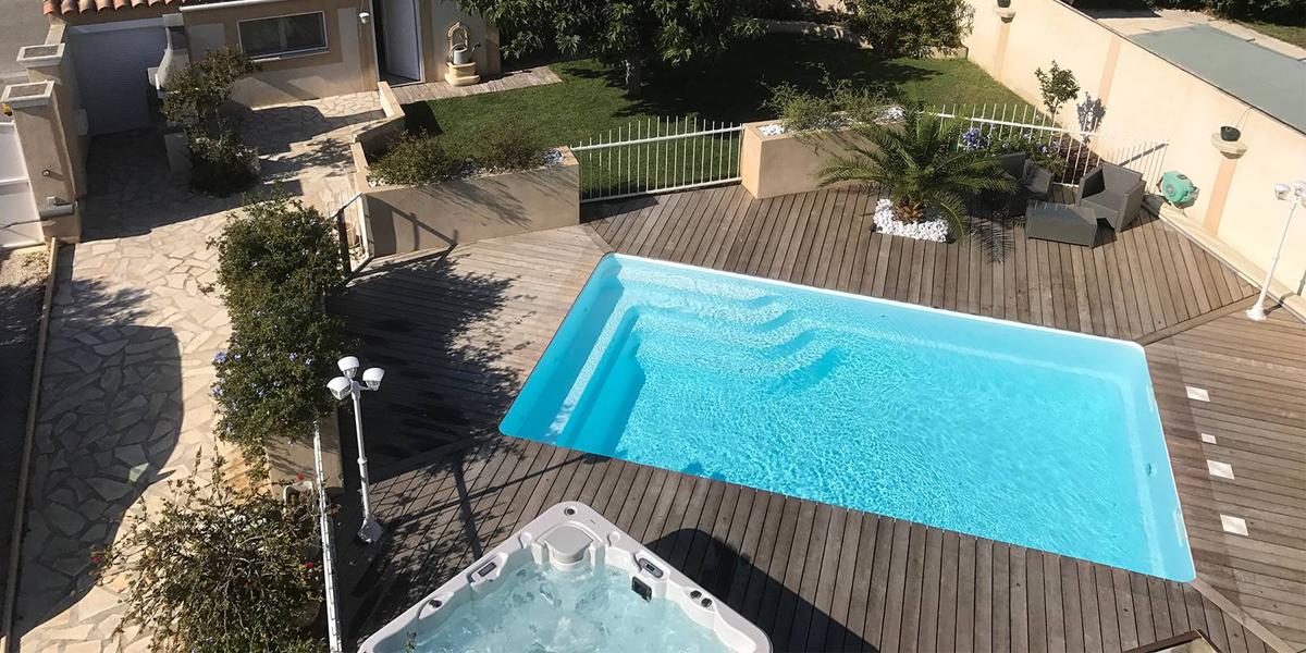 Piscine Bornéo France Composite à Poitiers et en Vendée
