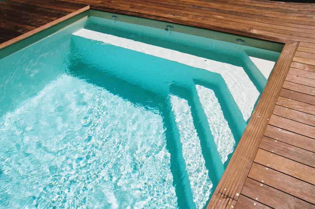 Création de piscine Niort Ambre