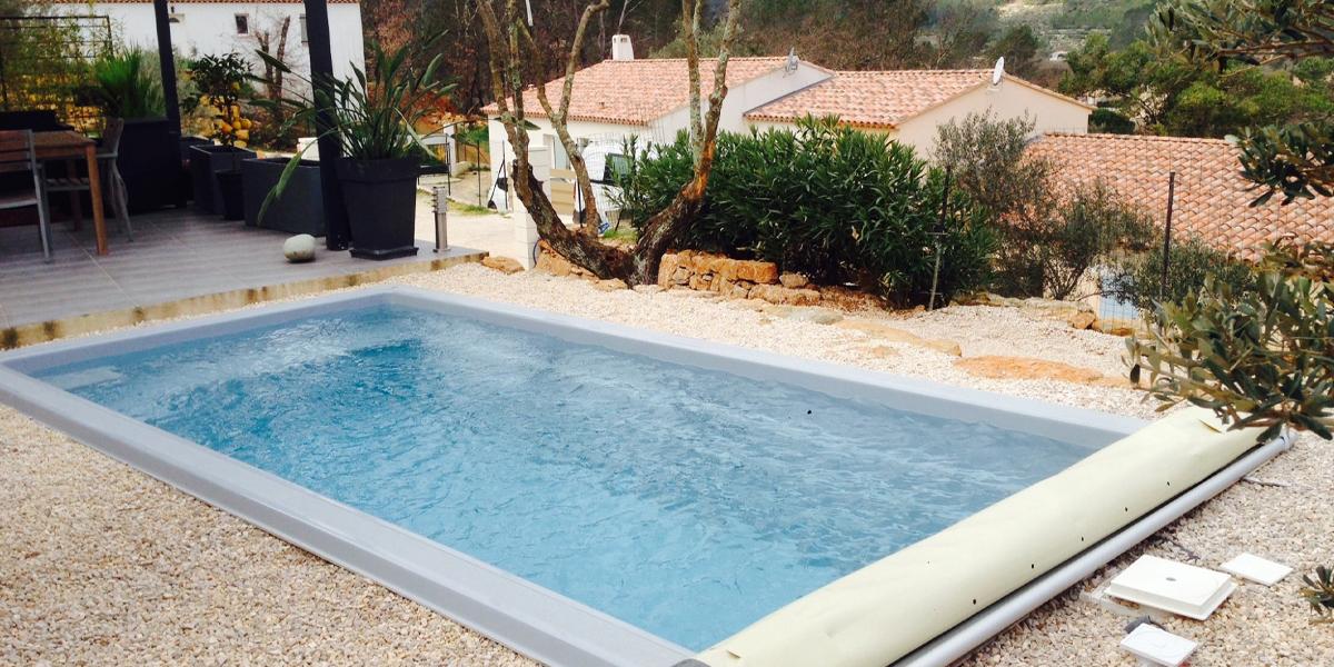 Mini piscine moins de 10 mètres carrés