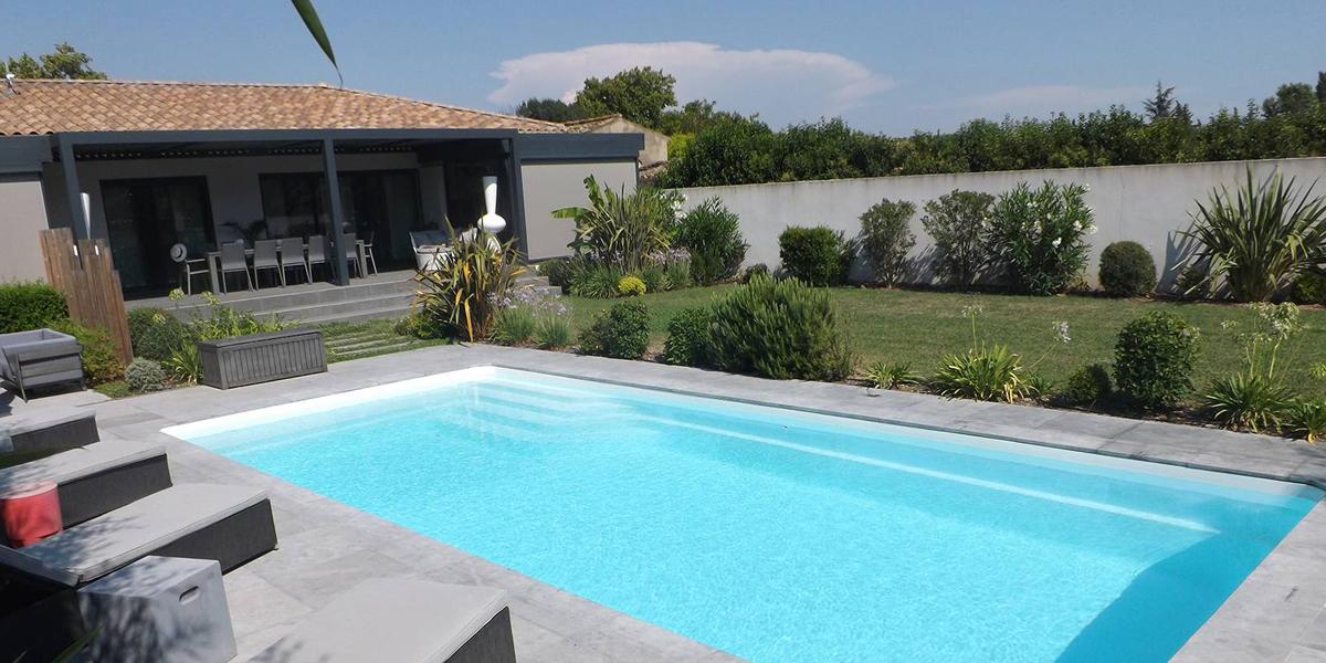 Poitiers pose de piscine de qualité