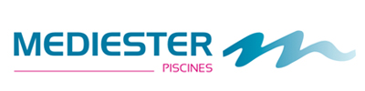 Logo Mediester piscines poitiers